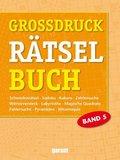 Großdruck Rätselbuch - Bd.5