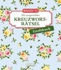 Kreuzworträtsel Deluxe, Großdruck - Bd.11