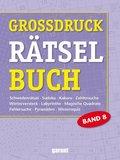 Grossdruck-Rätselbuch - Bd.8