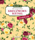 200 ausgewählte Kreuzworträtsel, Großdruck - Bd.12