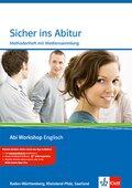 Sicher ins Abitur Baden-Württemberg, Rheinland-Pfalz, Saarland, Methodenheft mit CD-ROM