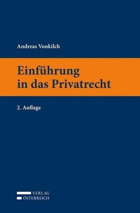 Einführung in das Privatrecht (f. Österreich)