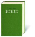 Bibelausgaben: Zürcher Bibel, mit Einleitungen und Glossar, grün; Deutsche Bibelgesellschaft