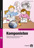 Komponisten, m. Audio-CD