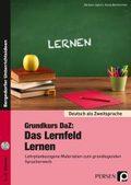 "Grundkurs DaZ: Das Lernfeld ""Lernen"", m. CD-ROM"