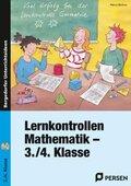 Lernkontrollen Mathematik - 3./4. Klasse, m. CD-ROM