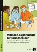 Mitmach-Experimente für Grundschüler