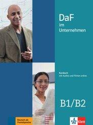 DaF im Unternehmen: DaF im Unternehmen B1-B2