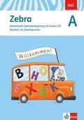 Zebra A, m. 1 Audio-CD; 1