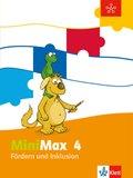 MiniMax: 4. Schuljahr, Fördern und Inklusion