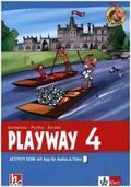 Playway 4. Ab Klasse 1. Ausgabe Hamburg, Nordrhein-Westfalen, Rheinland-Pfalz, Baden-Württemberg