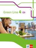 Green Line G9, Ausgabe ab 2015: 8. Klasse, Schülerbuch; Bd.4