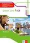 Green Line G9, Ausgabe ab 2015: 8. Klasse, Workbook mit 2 Audio-CDs; Bd.4
