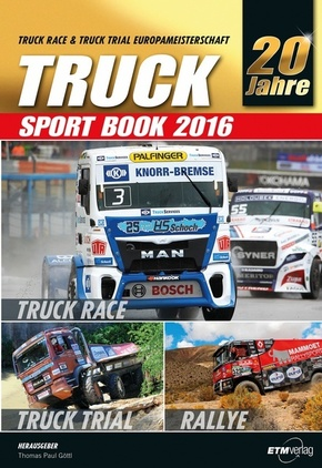 Truck Sport Book 2016