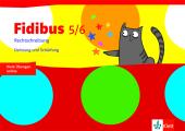 Fidibus (Ausgabe 2016): 5./6. Schuljahr, Arbeitsheft: Rechtschreibung - Dehnung und Schärfung