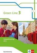 Green Line, Ausgabe Baden-Württemberg ab 2016: 7. Klasse, Arbeitsheft Vokabeltraining aktiv; .3