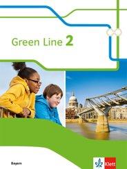 Green Line, Ausgabe für Bayern ab 2017: Green Line, Ausgabe für Bayern ab 2017, 6. Schuljahr, Schülerbuch - Bd.2