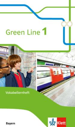 Green Line, Ausgabe Bayern ab 2017: 5. Schuljahr, Vokabellernheft; Bd.1