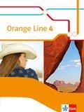 Orange Line. Ausgabe ab 2014: 8. Klasse, Schülerbuch; Bd.4
