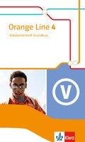 Orange Line. Ausgabe ab 2014: 8. Schuljahr, Vokabellernheft Grundkurs; .4