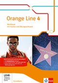 Orange Line, Ausgabe 2014: 8. Klasse, Workbook mit Audio-CD und Übungssoftware; Bd.4