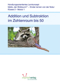 Matto, der Wattwurm: Lernstufe 2 - Modul 1: Addition und Subtraktion im Zahlenraum bis 50