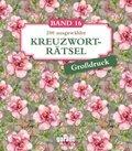 Kreuzworträtsel Deluxe, Großdruck - Bd.16
