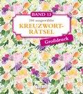 Kreuzworträtsel Deluxe, Großdruck - Bd.13
