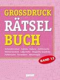 Grossdruck Rätselbuch - Bd.12