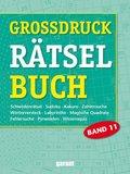Grossdruck Rätselbuch - Bd.11