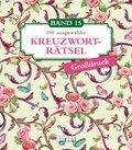 Kreuzworträtsel Deluxe, Großdruck - Bd.15