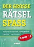 Der grosse Rätsel Spass - Bd.11