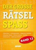 Der grosse Rätsel Spass - Bd.12