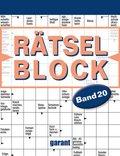 Rätselblock - Bd.20