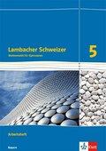 Lambacher-Schweizer, Ausgabe Bayern 2017: 5. Schuljahr, Arbeitsheft