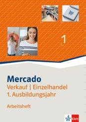 Mercado Verkauf/Einzelhandel - 1. Ausbildungsjahr, Arbeitsheft