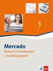 Mercado Verkauf/Einzelhandel - 1. Ausbildungsjahr, Schülerbuch