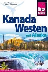 Reise Know-How Reiseführer Kanada Westen mit Alaska