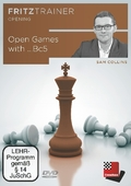 Open Games with ... Bc5, DVD-ROM