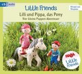 HABA Little Friends - Lilli und Pippa, das Pony, 1 Audio-CD