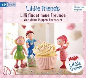 HABA Little Friends - Lilli findet neue Freunde, 1 Audio-CD