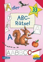 Pixi kreativ - ABC-Rätsel