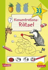 Konzentrations-Rätsel