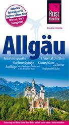 Reise Know-How Reiseführer Allgäu