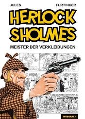 Herlock Sholmes Integral - Bd.1