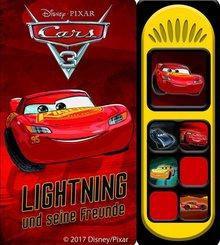 Cars 3 - Lightning und seine Freunde, m. Soundeffekten