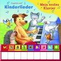 Kinderlieder, Mein erstes Klavier, m. Klaviertastatur u. Soundeffekten