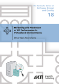 Modeling and Prediction of I/O Performance in Virtualized Environments