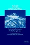 Geist und Moral