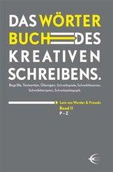 Wörterbuch des kreativen Schreibens - Bd.2